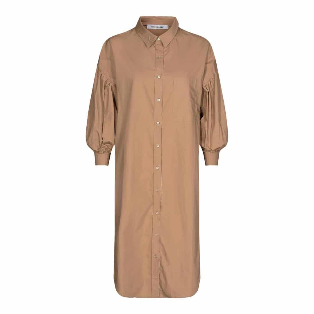 Yates shirt dress