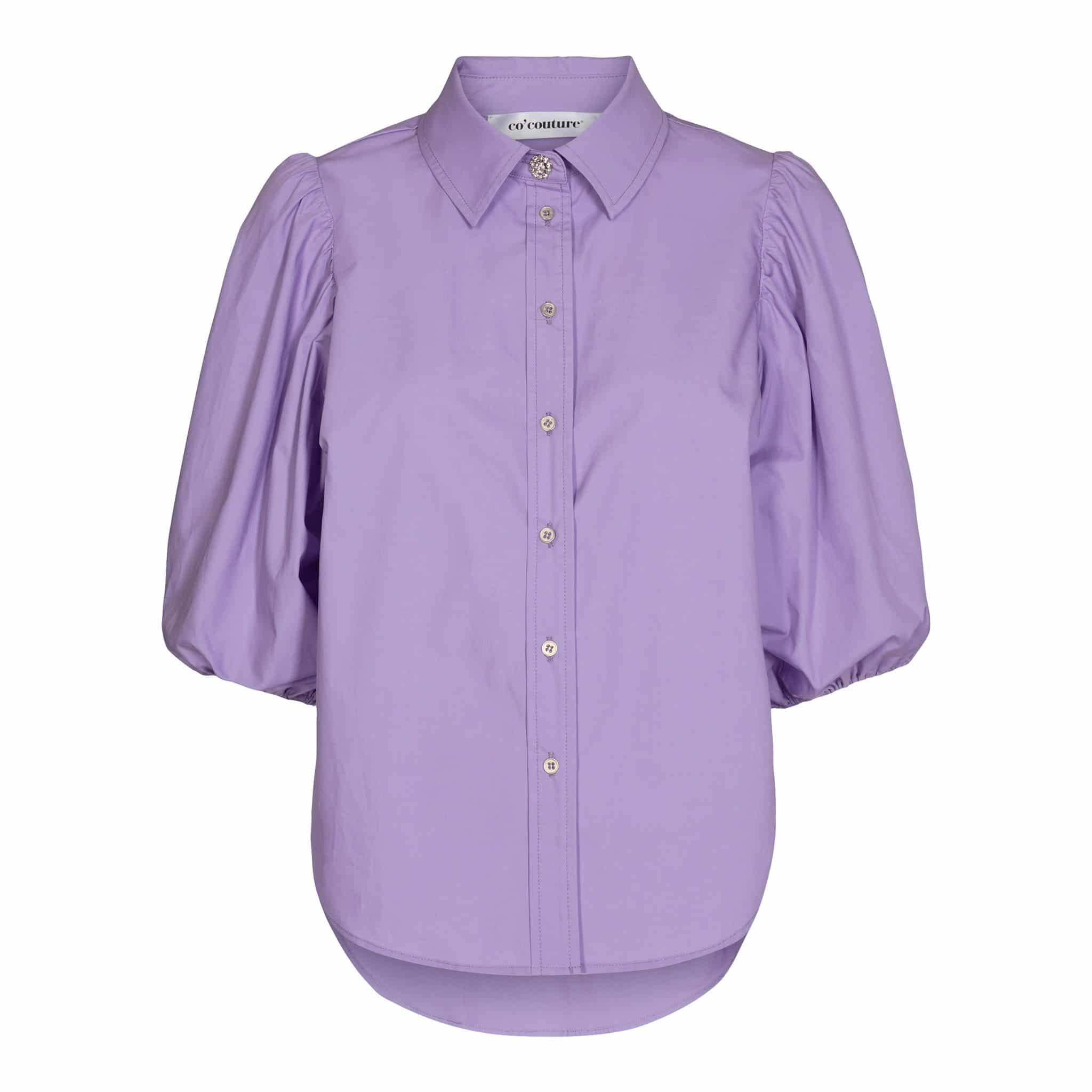 Yates Puff Shirt