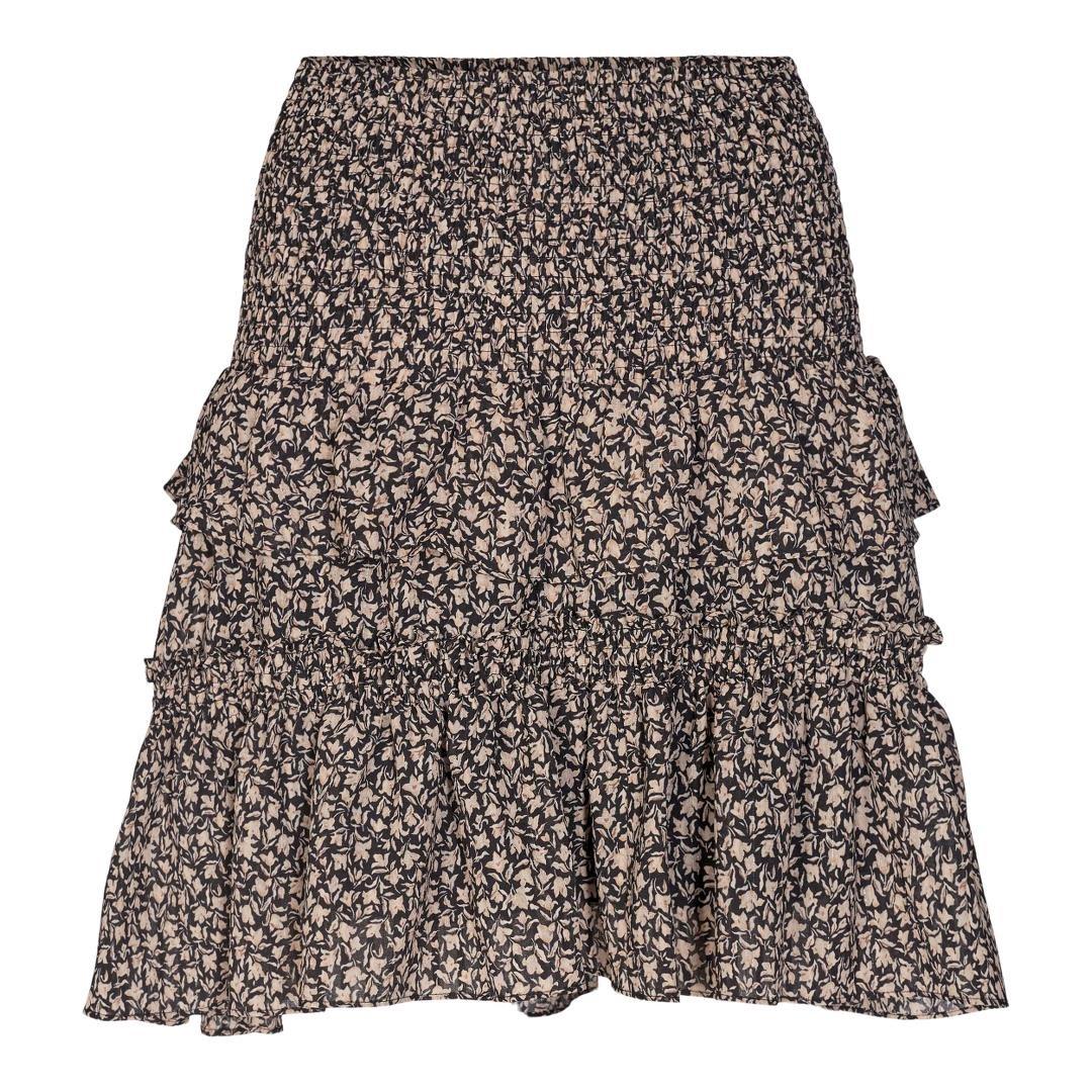 Breeze flower skirt
